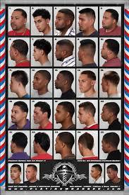 mens haircuts chart black men hairstyles chart fadesincuts pinterest black men