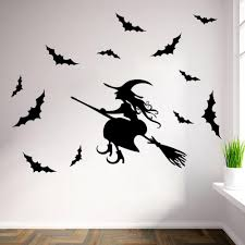 images of halloween flying witch decoration animated flying witch