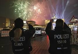 hello 2017 cities around the world ring in start of new year