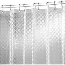 Bathroom Plastic Curtains Bathroom Designer Bathroom Clear Plastic Vinyl Shower Curtains