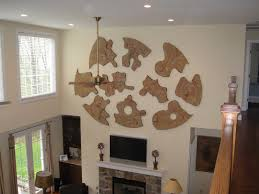 decorating large wall space shenra com