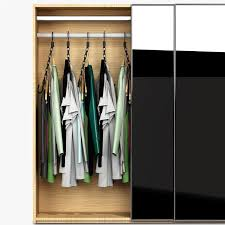 amazon com space saving closet hangers for bedroom organization