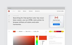 interesting and useful color scheme generators 25 tools amazing color palette generators and color tools styleshout