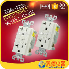 american electrical outlet gfci outlet socket outlet female