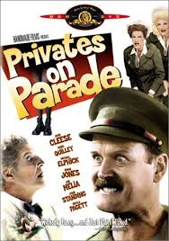 parade dvd privates on parade pearson michael elphick