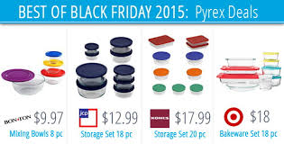 best black friday pc deals best pyrex deals u2013black friday 2015 the krazy coupon lady