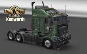 trailer kenworth 2016 kenworth k200 1 22 truck euro truck simulator 2 mods