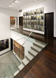 Entry Stairs Design Art Collector U0027s House Design Scholl Ii By Studio B Architects