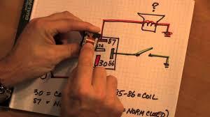 vehicle relays operation u0026 diagnosis youtube