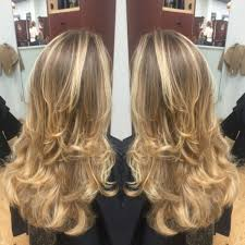 redlands hair stylist natural medium ash blonde base with bright