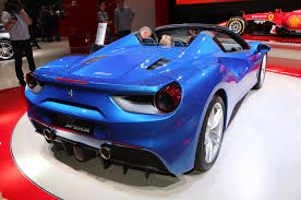 ferrari j50 rear new video from ferrari takes you inside a 488 gtb engine