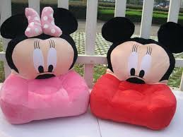 Toddler Sofa Set Minnie Mouse Toddler Sofa Chair And Ottoman Set With Storage Bed