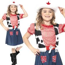 cowgirl halloween costume kids girls cowgirl sweetie costume wild west cowboy kids child fancy