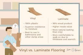 is vinyl flooring better than laminate vinyl vs laminate flooring comparison guide vinyl vs
