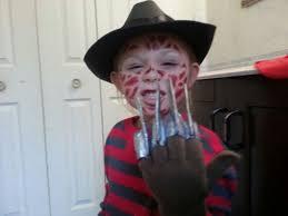 Scary Costumes Halloween Kids Freddy Krueger Costume Kids Scary Halloween Costumes
