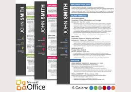 Eye Catching Words For Resume Creative Resume Template U2013 81 Free Samples Examples Format
