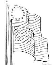 us flag coloring pages first american flag 13 stars for 13 originakl colonies stuff i