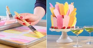 how to make a mirror glaze cake diy cake tutorial house beautiful