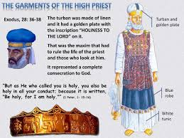 high priest garments images ppt the priestly garments of grace powerpoint presentation id