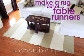 ikea runner rug the creative imperative sew ikea runners into a rug for only 35