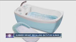 Best Infant Bathtubs Recall Lil Luxuries Infant Bathtub Sling Youtube