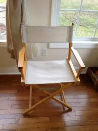 Director Chair Covers Furniture U0026 Rug Attractive Directors Chair Replacement Canvas For