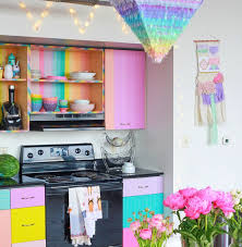 Paint Mixing Instagram by This Woman Has The Most Colorful Apartment You U0027ve Ever Seen And