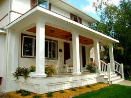 home plans with front porch choosing tips for the best front yard design plans home decor help