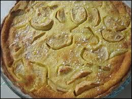cuisine tarte aux pommes tarte aux pommes normande la cuisine de christiane