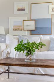how to hang a layered gallery wall a burst of beautiful