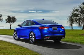 standard chrysler 200 the 2015 chrysler 200 is much improved review the fast lane car