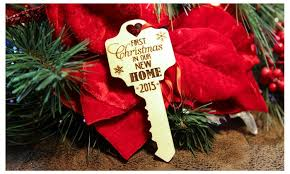our first home key ornament groupon
