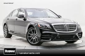 buy or lease new 2018 mercedes benz s class los angeles 580543