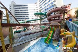 Magic Rock Gardens Hotel Benidorm Waterpark At The Magic Aqua Rock Gardens Oyster