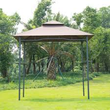 Outdoor Patio Grill Gazebo by Tier Bbq Grill Canopy Barbecue Shelter Tent Patio Deck Cover Ebay