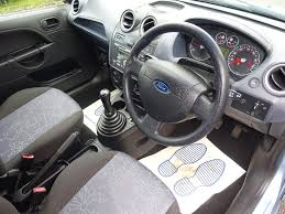 2006 ford fiesta style 16v 2 995