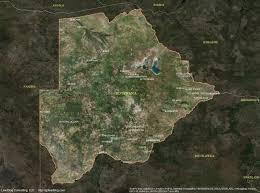 Botswana Map Botswana Satellite Maps Leaddog Consulting