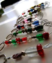 last minute stocking stuffer craft beaded keychains my blog