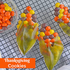 thanksgiving cookies savory experiments
