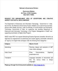 sample advertising proposal letter 9 examples in pdf word