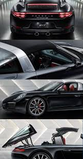 porsche old models 9 best the new porsche black edition models images on pinterest
