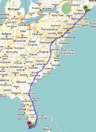 map us route 1 us route 1 ft kent me to key west fl this is my senior