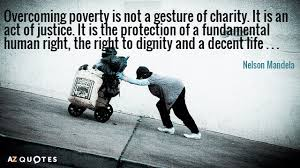 nelson mandela quotes about charity a z quotes