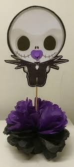 nightmare before christmas baby shower baby shower theme centerpieces adrianas creations