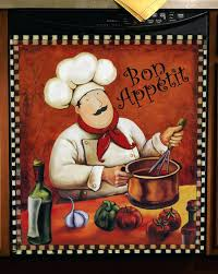 Kitchen Wall Decorations by Articles With Chef Man Wall Decor Tag Chef Wall Decor