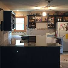 kitchen remodeling island from kitchen island to peninsula kitchen remodel hometalk