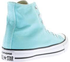light aqua high top converse converse chuck taylor all star high top sneaker light aqua men mm