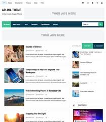 templates blogger themes blogger templates 2018 top best free new blogspot templates