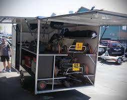 homemade truck go kart inside enclosed go kart trailer karting pinterest karting