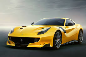 Ferrari F12 Orange - ferrari f12tdf the f12 berlinetta gone bonkers auto express